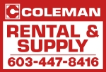 Coleman Rental and Supply